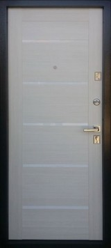 Дверь Бульдорс 13Р Античная медь  Дуб беленый Е-3