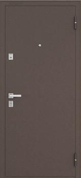 Дверь Бульдорс 13Р Античная медь  Венге Е-3