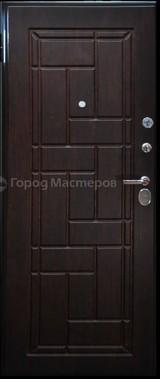 Дверь Город мастеров Дон Черный сатин  Венге