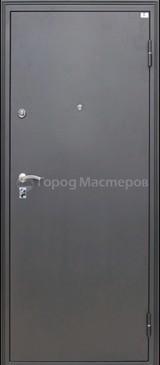 Дверь Город мастеров Томь Коричневый металлик  Смоки Soft №105
