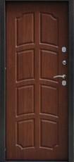 Дверь Город мастеров Супер МеДВЕРЬ Античная медь  Старое дерево №10