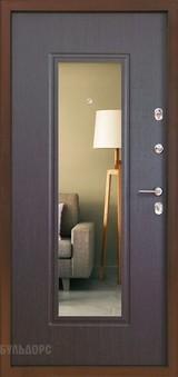 Дверь Бульдорс 14Т Античная медь  Венге
