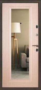 Дверь Бульдорс 14Т Античная медь  Венге светлый