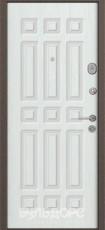 Дверь Бульдорс 15 Венге В-17 Шамбори светлый В-17