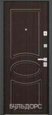 Дверь Бульдорс 45 Ларче шоколад N-8