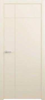 Дверь Albero Геометрия Альфа Ваниль Винил