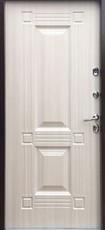 Дверь Бульдорс Termo-1 Букле шоколад  Дуб крем TB-2