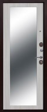 Дверь Цитадель Царское зеркало Античная медь  Дуб сонома MAXI зеркало
