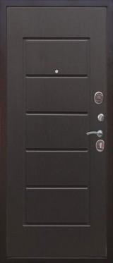 Дверь Цитадель 7,5см Гарда Античная медь  Венге