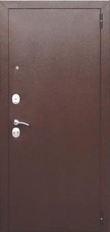 Дверь Цитадель Ampir Античная медь  Белый Ясень