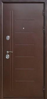 Дверь Цитадель Троя Античная медь  Венге