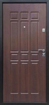 Дверь Цитадель Сопрано Античная медь  Дуб шоколадный