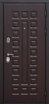Дверь Цитадель 12см Сенатор Венге  Венге MAXI зеркало