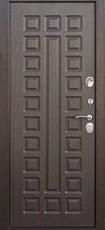 Дверь Цитадель 11см Isoterma Античная медь  Венге