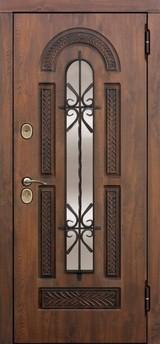 Дверь Цитадель Vikont Грецкий орех  Грецкий орех