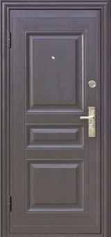 Дверь Цитадель К700-2 Античная медь  Античная медь