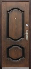 Дверь Цитадель К550-2 Орех