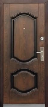 Дверь Цитадель К550-2 Орех  Орех