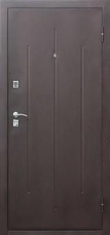 Дверь Цитадель Стройгост 7-2 Античная медь  Античная медь