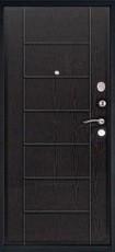 Дверь Дверной континент Тепло-люкс   Венге