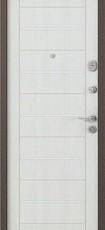 Дверь Бульдорс 14 Античная медь L-1 Шамбори светлый M-1