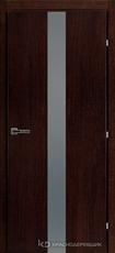 Дверь Краснодеревщик 73 06 с фурнитурой, Мореный дуб натуральный шпон