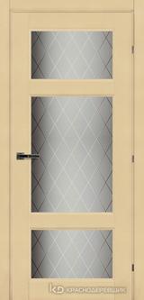 Дверь Краснодеревщик 63 42 с фурнитурой, Санжан CPL