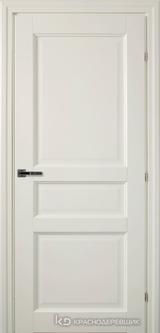 Дверь Краснодеревщик 63 33 с фурнитурой, Белый CPL
