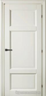 Дверь Краснодеревщик 63 43 с фурнитурой, Белый CPL