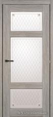 Дверь Краснодеревщик 63 42 с фурнитурой, Дуб пепельный CPL