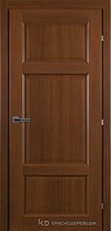 Дверь Краснодеревщик 63 43 с фурнитурой, Танганика CPL