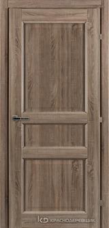 Дверь Краснодеревщик 63 33 с фурнитурой, Сонома ламинат