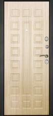 Дверь Дверной континент Сити-3К Графит  Белёный дуб