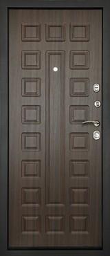 Дверь Дверной континент Сити-3К Графит  Венге