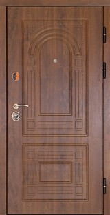 Дверь Дверной континент Флоренция Золотой дуб