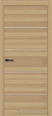 Дверь Краснодеревщик 7 00М (молдинг) с фурнитурой, Дуб натуральный sincrolam