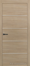 Дверь Краснодеревщик 7 00М (молдинг) с фурнитурой, Серо-зеленый sincrolam