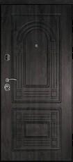 Дверь Дверной континент Флоренция Тёмный орех