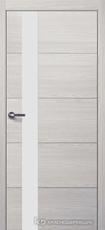 Дверь Краснодеревщик 7 01 (стекло белое) с фурнитурой, Пиния sincrolam