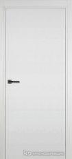 Дверь Краснодеревщик 700 с фурнитурой, натуральный шпон Эмаль белая
