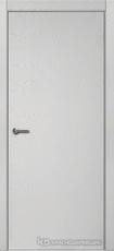 Дверь Краснодеревщик 700 с фурнитурой, натуральный шпон Эмаль светло-серая