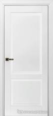 Дверь Краснодеревщик 732 с фурнитурой, MDF Эмаль белая