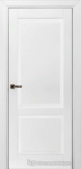 Дверь Краснодеревщик 73 2 с фурнитурой, Эмаль белая MDF