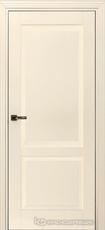 Дверь Краснодеревщик 732 с фурнитурой, MDF Эмаль жемчужная
