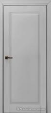 Дверь Краснодеревщик 731 с фурнитурой, MDF Эмаль светло-серая