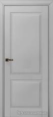 Дверь Краснодеревщик 732 с фурнитурой, MDF Эмаль светло-серая