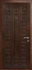 Дверь Дверной континент ЛЮКС Венге